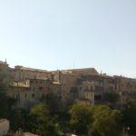 Zona de Perugia que recuerda a Cuenca